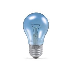 Crompton 100w 240v ES E27 Daylight Blue Craftlight