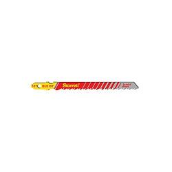 Starrett BU424-5 Metal Cut Jigsaw Blade 24TPI Pack of 5
