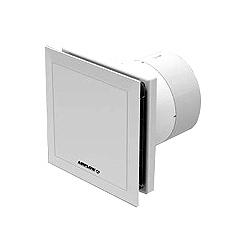 Airflow 90000456 QT150HT 150mm Quietair Adj. Humidistat Timer Fan