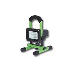 Kingshield LEDFLP10 8w LED 12vdc/240vac Rechargeable Worklight