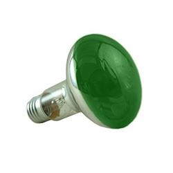 Crompton R8060GES 60 Watt R80 ES Green Reflector Lamp