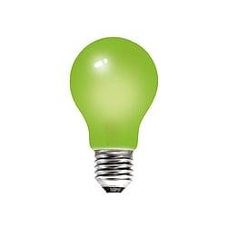 BELL 01527 25 Watt 240v ES Green GLS Coloured Lamp