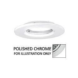 Enlite EN-BZE8PC Polished Chrome Bezel IP65 for EN-DE8 and DE6 Downlight