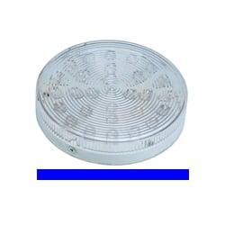 Sylvania 0025068 1.5 Watt Micro-Lynx LED 230Volt GX53 Blue Round Lamp