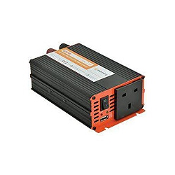 AVSL 652.004UK 12Vdc-230Vac 600w Soft Start Inverter
