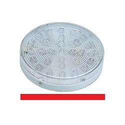 Sylvania 0025068 1.5 Watt Micro-Lynx LED 230Volt GX53 Red Round Lamp