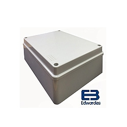 DEG J56190 190x140x70mm IP56 Plain PVC Enclosure GE197