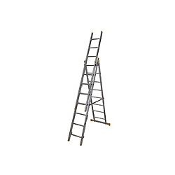 ABRU 72524 Extension PLUSx4 Triple Reform Ladder