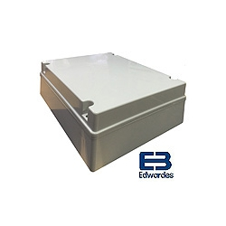 DEG J56380 380x300x120mm IP56 Plain ABS Enclosure G381