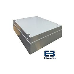 DEG J56460 460x380x130mm IP56 Plain ABS Enclosure