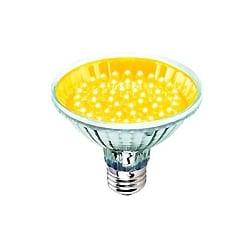 Crompton LEDPAR3048Y 48 LED 2.5 Watt Yellow PAR20 ES Lamp