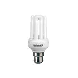 Sylvania 0035114 15 Watt BC Warm White (827) Compact Fluorescent Lamp