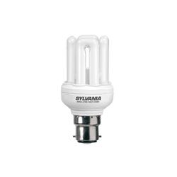 Sylvania 0035104 11 Watt BC Warm White (827) Compact Fluorescent Lamp