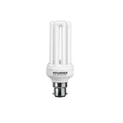 Sylvania 0031171 20 Watt BC Warm White (827) Compact Fluorescent Lamp