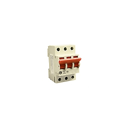wylex ws123 125 amp 3 pole incoming mainswitch disconnector