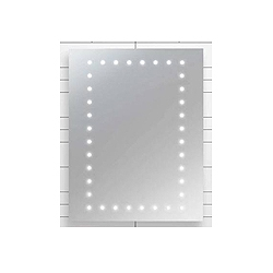 ELD JAVA IP44 38 LED Illuminated Mirror with Demist Pad/Shaver Socket