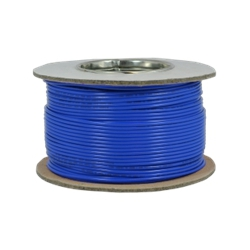 6.0mm Tri-Rated BS6231 Blue Cable (100 Metre Coil)
