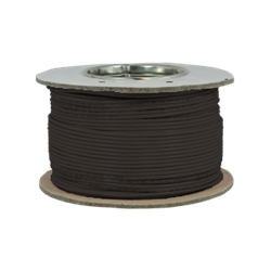 6.0mm Tri-Rated BS6231 Black Cable (100 Metre Coil)