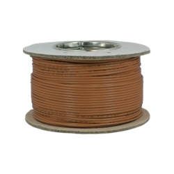 10.0mm Tri-Rated BS6231 Brown Cable (100 Metre Coil)