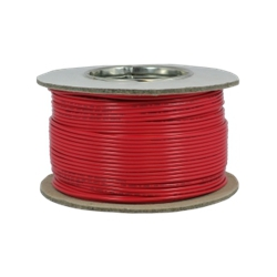 6.0mm Tri-Rated BS6231 Red Cable (100 Metre Coil)