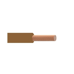 16.0mm Tri-Rated BS6231 Brown Cable (Cut To Meter Length)