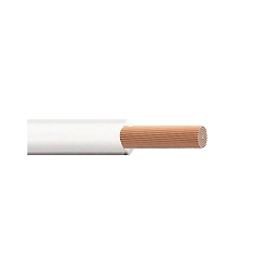 16.0mm Tri-Rated BS6231 White Cable (Cut To Meter Length)