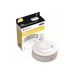 Aico EI166E 240v Optical Smoke Detector with Lithium Backup Battery