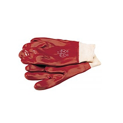 Draper 27612 Wet work Gloves Extra Large PVC Dipped Coated