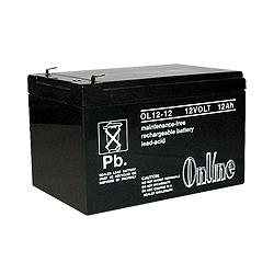 Lynteck LY11-048-25 12volt 12.0aH Lead Acid Rechargeable Battery