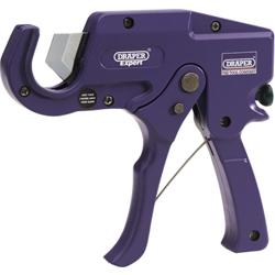 Draper 31985 35mm capacity plastic pipe & moulding cutter