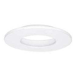Enlite EN-BZE5W E5 Fixed IP65 White Aluminium Downlight Bezel