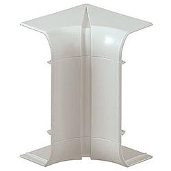 MK VP191WHI Prestige 3D Flexible Internal Skirting Bend White