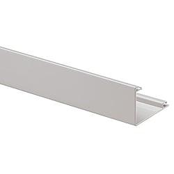 MK VP115WHI Prestige 3D Square Skirting Cover White 3m Length
