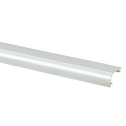 MK VP110WHI Prestige 3D Curved Dado & Skirting Cover White 3m.Length