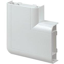 MK VP185WHI Prestige 3D Dado Flat 90 degree Angle Bend White