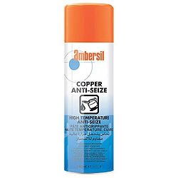Ambersil 30303 Copper Anti-Seize Paste High Temp 400ml aerosol