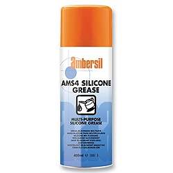 Ambersil 31566 AMS4 Multi-Purpose Silicone Grease 400ml aerosol