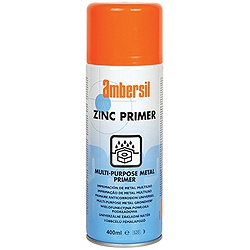 Ambersil 30298 Multi Purpose Zinc Primer 400ml aerosol spray