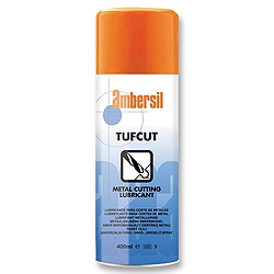 Ambersil 31579 Tufcut Spray Metal Cutting Lube 400ml aerosol