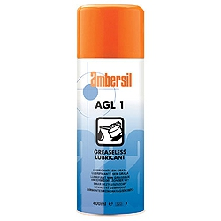 Ambersil 31567 AGL1 Greaseless Lubricant 400ml aerosol spray