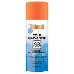 Ambersil 30291 Cold Galv Protective Spray 400ml aerosol spray