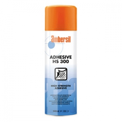 Ambersil 31625 High Strength Liquid Spray Adhesive HS300 500ml