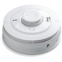 Aico EI2110e 230v + Lithium Multi Sensor Fire Heat Radiolink Alarm