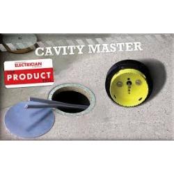 Super Rod CRCA1 Cavity Master Arbor & Drill