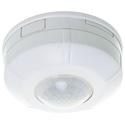 Timeguard PDRS1500 Surface Mount Round 360 Degree PIR Presence Detector