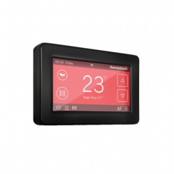 Thermotouch 5246 Thermostat 4.3dC Black 16a 3600w