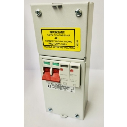Wylex REC2MSPD 100a Main Switch+Type 2 SPD stand alone unit