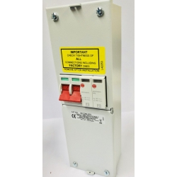 Wylex REC2MLSPD 100a Main Switch+Type 2 SPD stand alone unit + extension