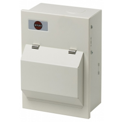 Wylex NMRECSPD 100a Main Switch+Type 2 SPD stand alone unit