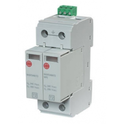 Wylex NHSPD4621T2 Type 2 Surge Protection Device 40ka 2 Module